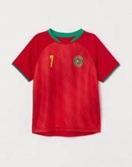 20S2-094 H&M Football shirt - 12-14 tuổi