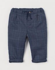 20O1-061 H&M Twill pull-on trousers - 18-24 tháng