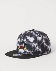 21J1-048 H&M Embroidered-design Twill Cap - 12-14 tuổi